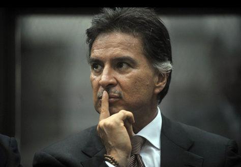 Expresidente de Guatemala Alfonso Portillo fue extraditado