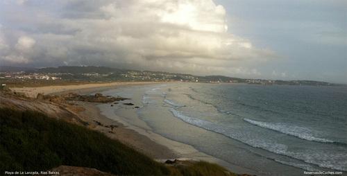 Las playas gallegas obtienen 128 banderas azules, dos más que el